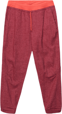 W´s Hampi Rock Pants Red