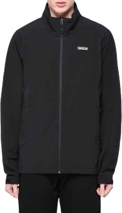 Adze Jacket Black