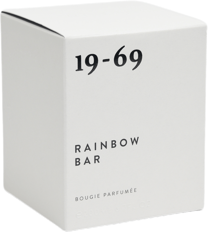 Rainbow Bar 200 Ml Bougie Cand Multi