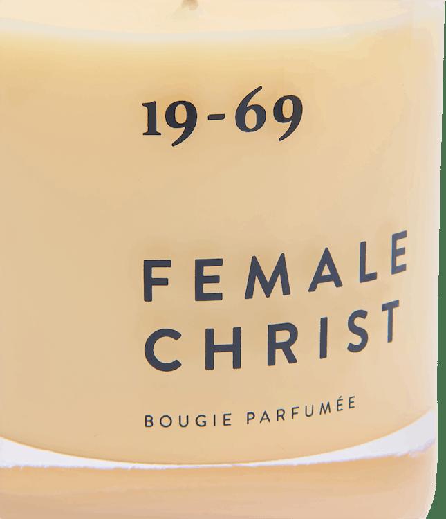 Female Christ 200 Ml Bougie Ca