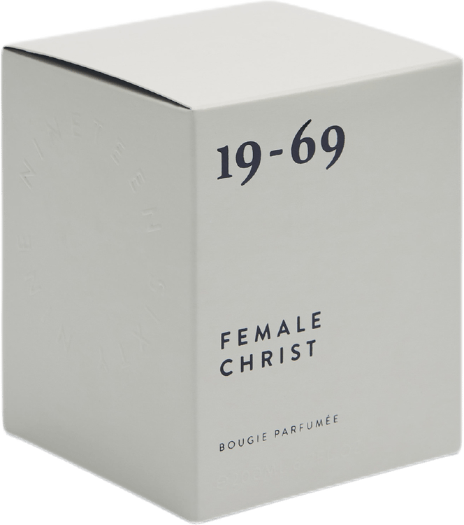 Female Christ 200 Ml Bougie Ca