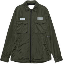 Gunnar Light Zip Jacket Green