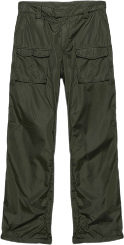 Andersson Pant With Fleece Green