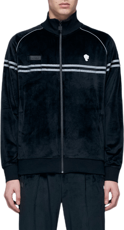 X Caliroots Porpora Track Top Black