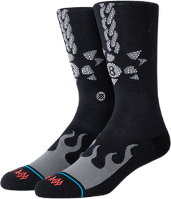 Wrecking Socks Black