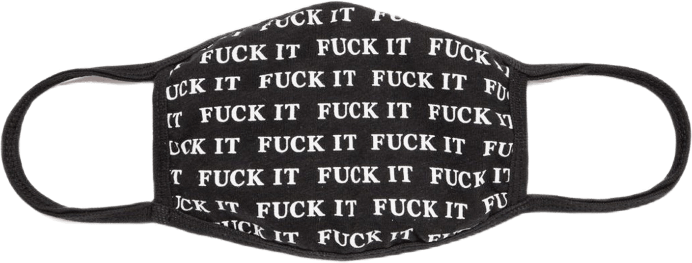 Fuck It Mask Multi