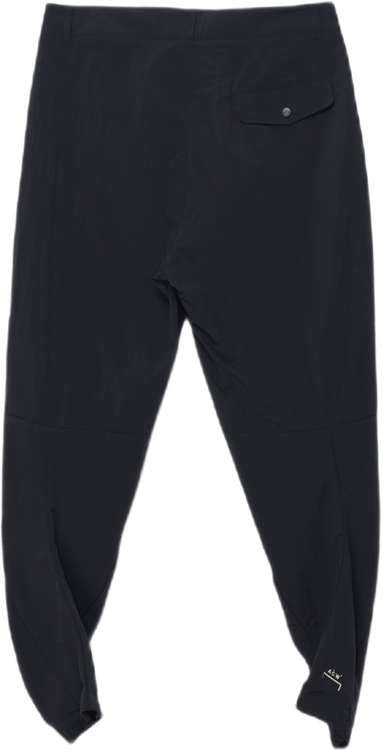 Curve Trousers Black