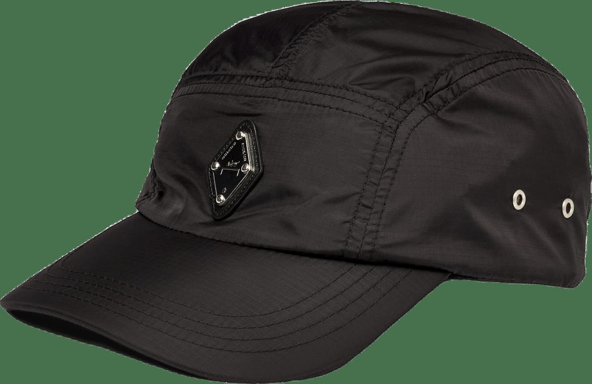 Rhombus Logo Cap Black