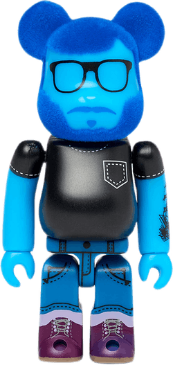 X Medicom Toy 10´s Blue Bearbr Multi