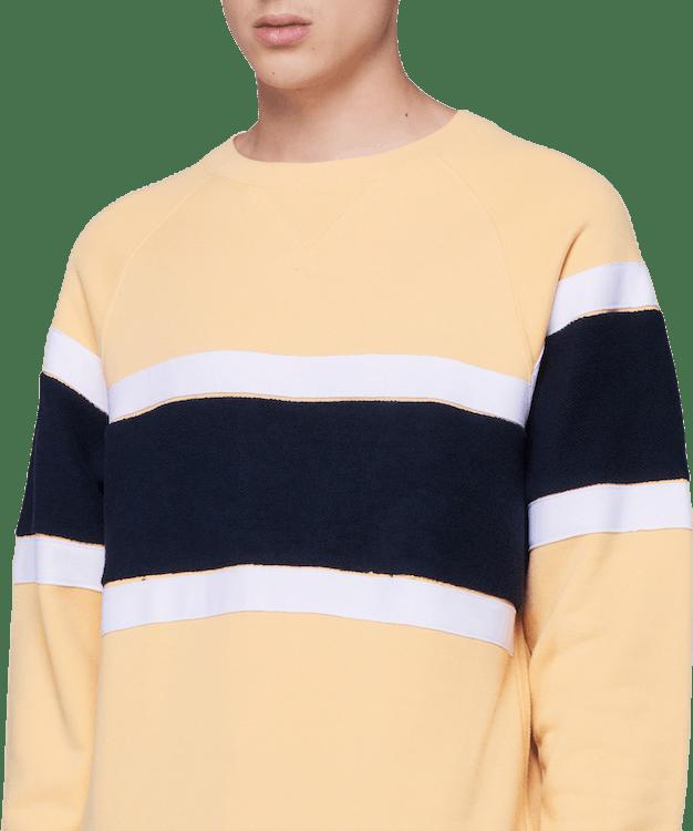 Everett Crewneck Yellow