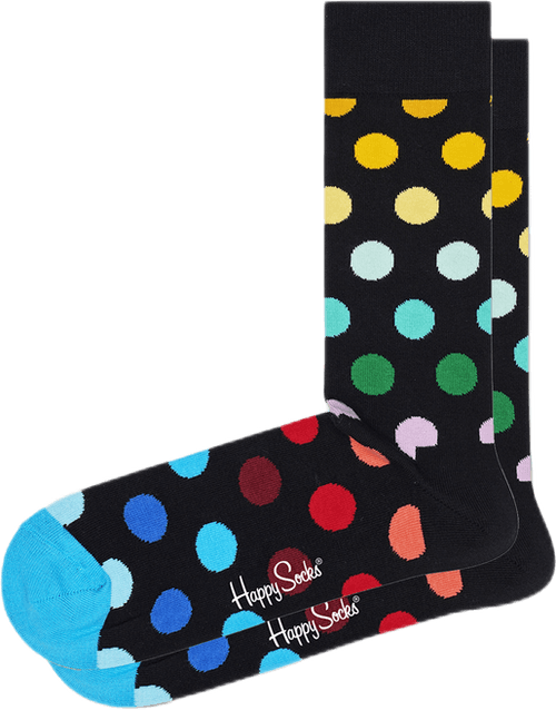Big Dot Sock Multi