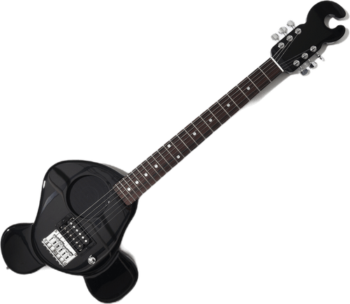 X Dyna Musical Instruments Bea Black