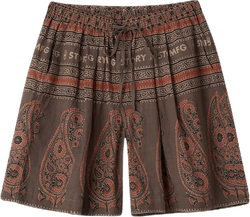 Bridge Shorts Brown