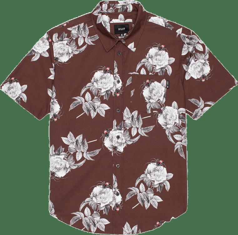Widower Woven Shirt Brown