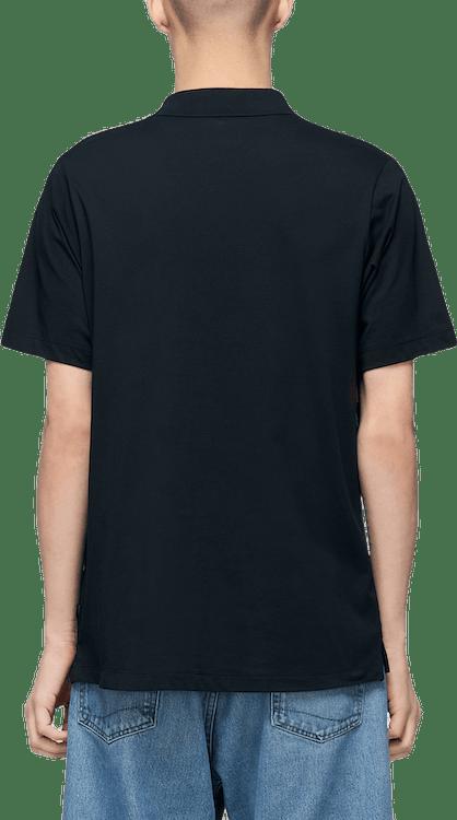 Polo Gfx Black