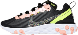 W React Element 55 Prm Black