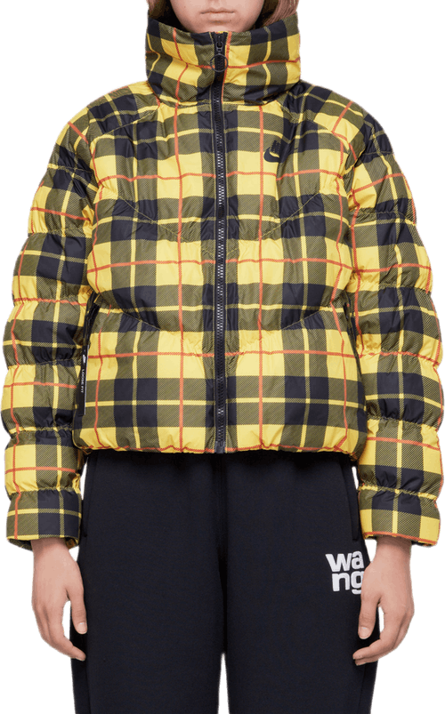 W Synthetic-fill Jacket Yellow