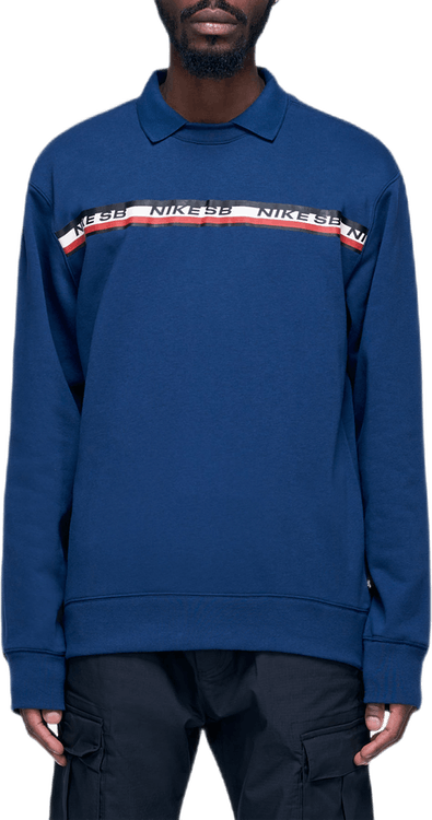 On Deck Novelty Crew Blue