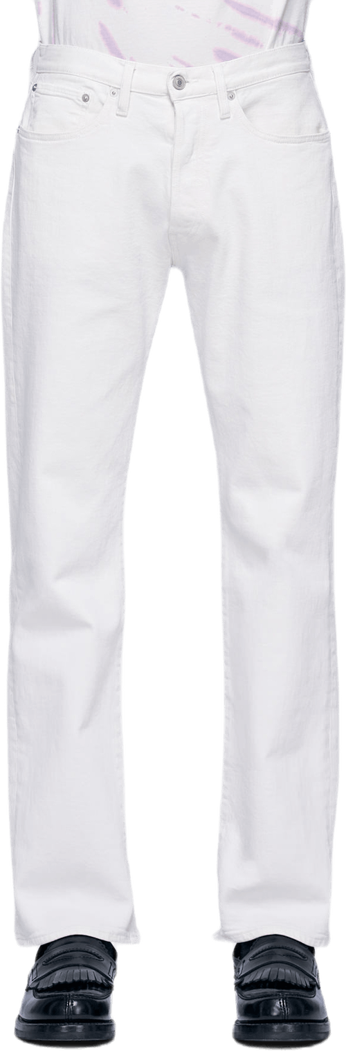 Straight 5-pocket Jeans White