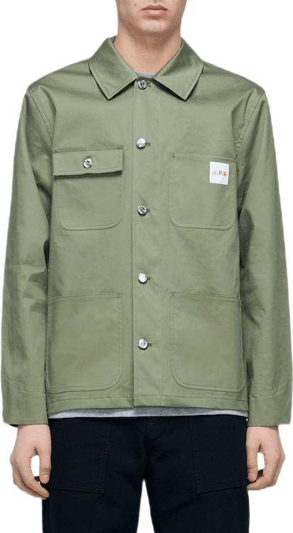 X Carhartt Michigan Coat Khaki