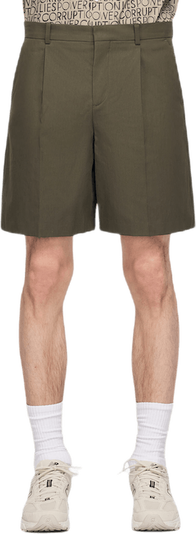 Terry Shorts Green