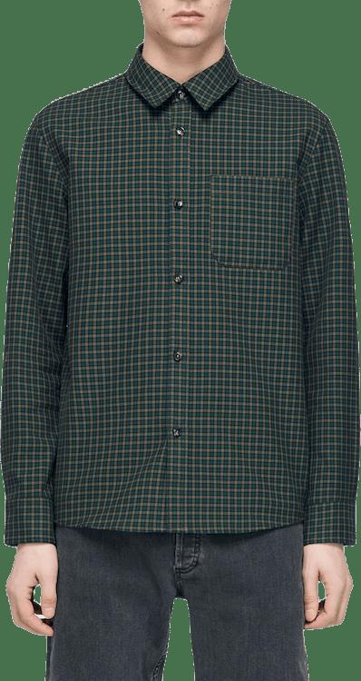 Trek Overshirt Green