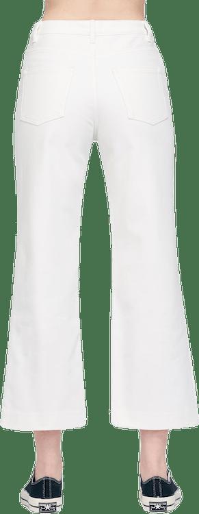 Sailor Jeans White