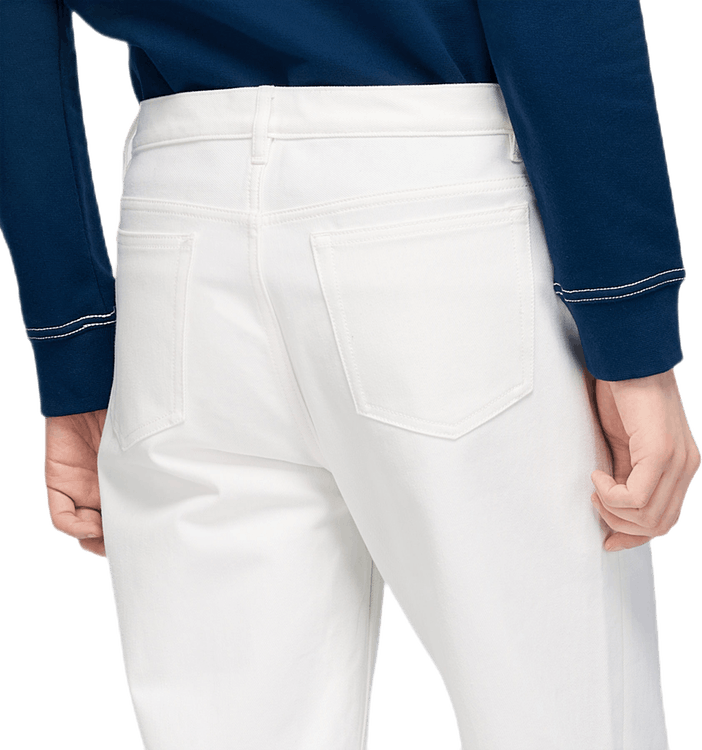 Martin Jeans White
