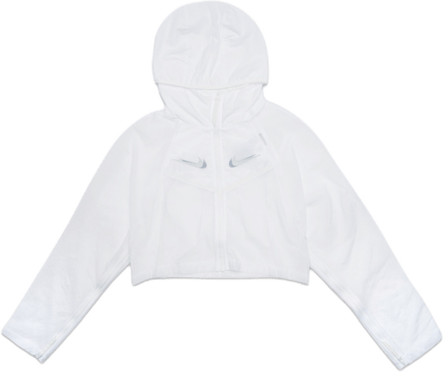 W Up In Air Jacket White