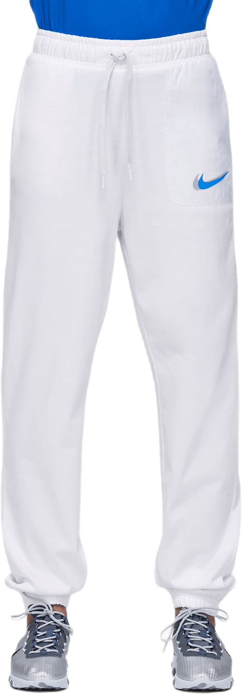 Pant Up In Air White