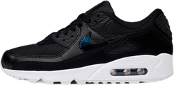 W Air Max 90 Twist Black