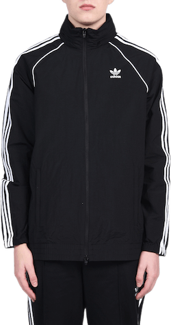 Superstar Windbreaker Black