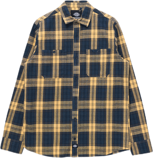 New Iberia Shirt Blue