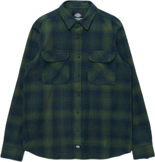 Plesent Hill Shirt Green