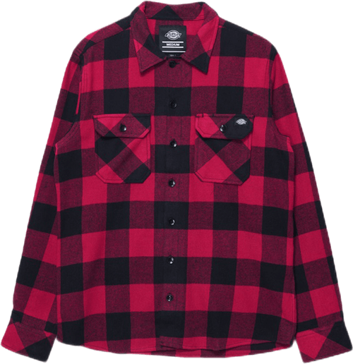 Sacramento Shirt Red