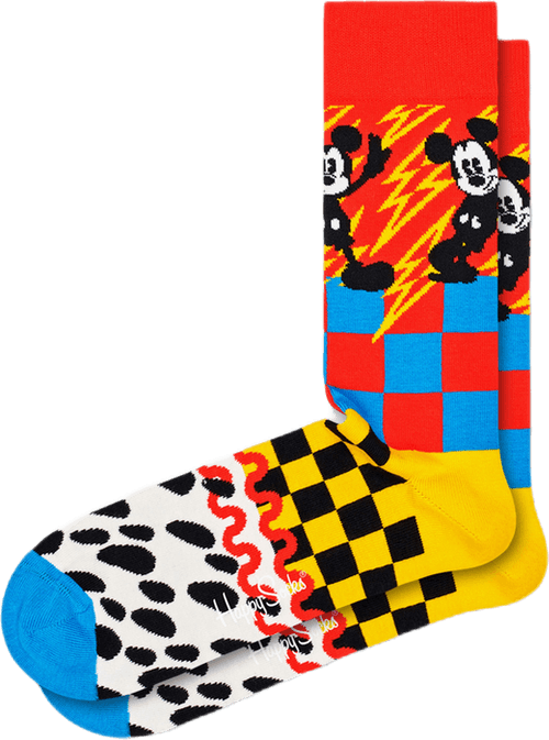Disney Mickey-time Sock Multi