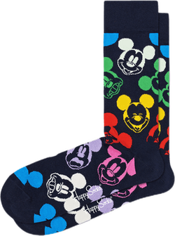Disney Colorful Character Sock Multi
