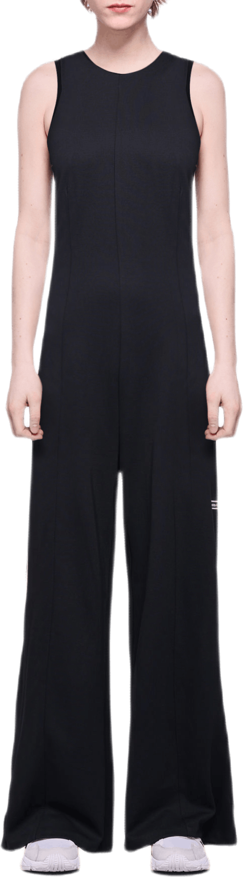 Jumpsuit W Black
