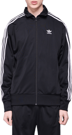 Firebird Track Top Black