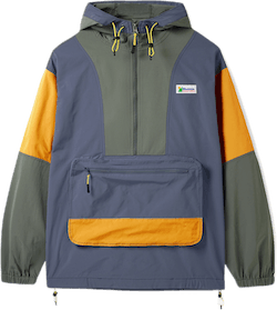 Equipment Pullover Jacket Khaki