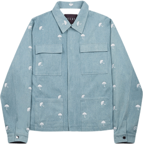 Poppins Denim Jacket Blue