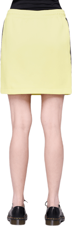 Logo Skirt Green