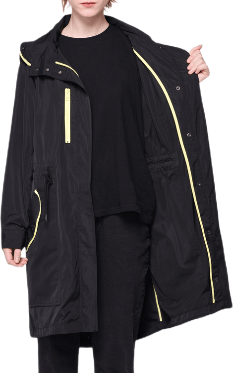 Coat Black