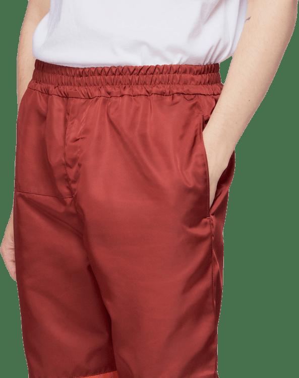 Jog Pants Red