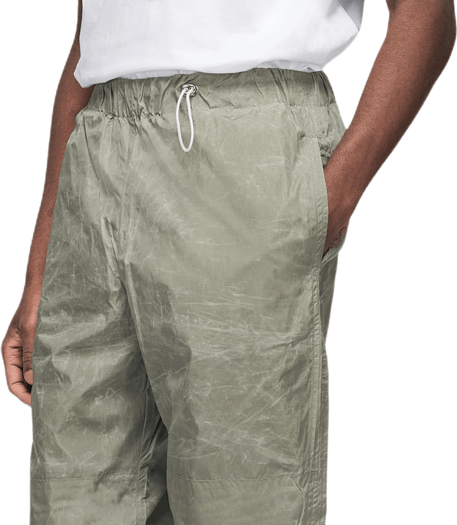 Zipped Trousers Khaki