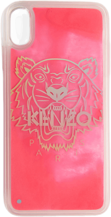 Iphone Xs Max Tiger Case Pink