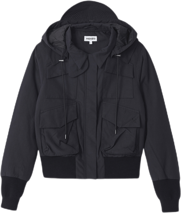 Parka Jacket Black