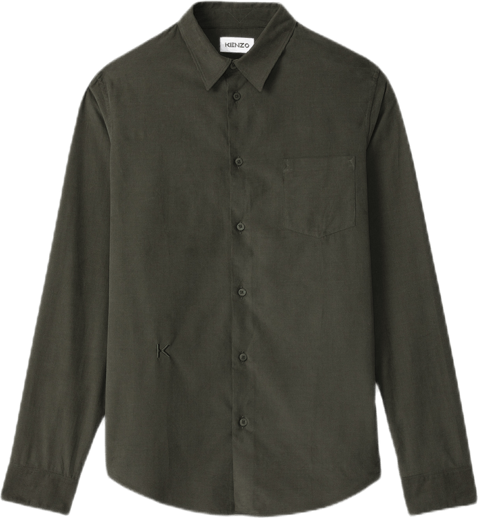 Slim Fit Shirt Green