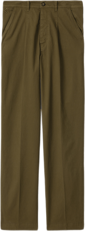 Chino Trousers Green