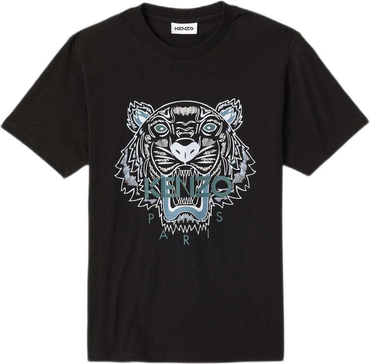 Classic Tiger T-shirt Black